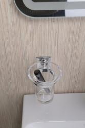 IBB - WIZARD pohár, akryl/chróm (WZ02), fotografie 2/2
