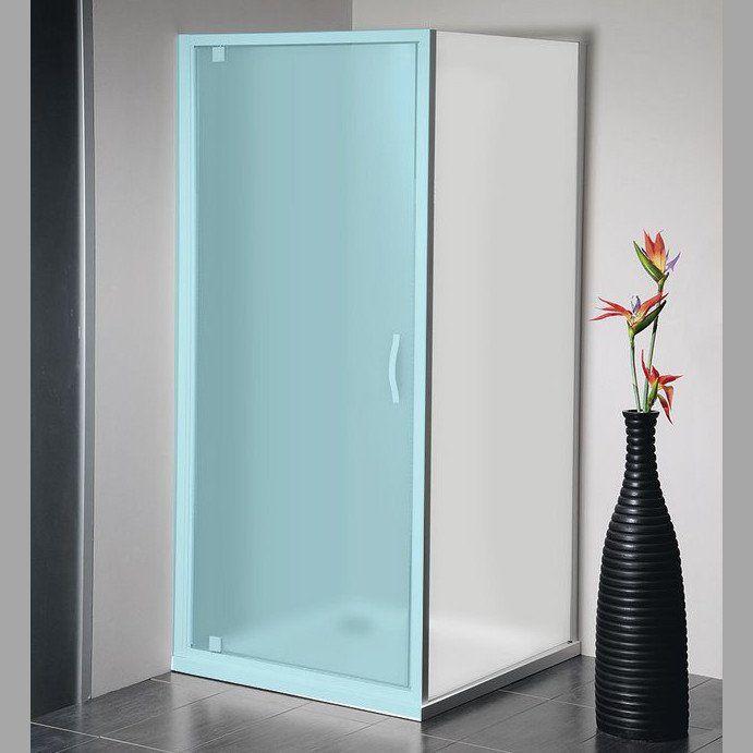 GELCO - ETERNO bočná stena 900mm, sklo BRICK GE4390