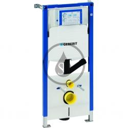 GEBERIT - Duofix Montážny prvok na závesné WC, 112 cm, splachovacia nádržka pod omietku Sigma 12 cm, na odsávanie zápachu (111.367.00.5)