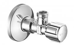 SCHELL - Comfort Rohový regulačný ventil, chróm (052120699)