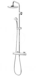 IDEAL STANDARD - Idealrain Sprchová súprava ECO s termostatom 3 prúdy, chróm (A6037AA)