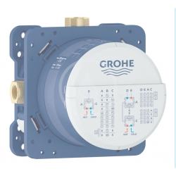 GROHE - Rapido Univerzálne zabudovateľné teleso Smartbox (35600000)