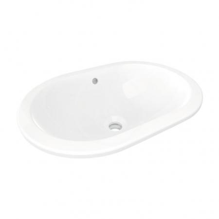IDEAL STANDARD - Connect Umývadlo pod dosku oválne 550×175×380 mm, biela (E504801)