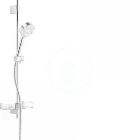 HANSA - Basicjet Sprchová súprava s nástennou tyčou 720 mm, chróm (44780113)