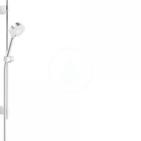 HANSA - Basicjet Sprchová súprava s nástennou tyčou 720 mm, chróm (44780233)