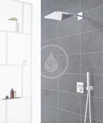 GROHE - Grohtherm SmartControl Perfect Sprchová súprava s termostatom pod omietku, 310 mm, chróm (34706000), fotografie 8/5