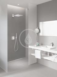 GROHE - Grohtherm SmartControl Perfect Sprchová súprava s termostatom pod omietku, 310 mm, chróm (34706000), fotografie 4/5