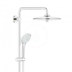 GROHE - Euphoria Sprchový set s termostatom na stenu, 260 mm, chróm (27615001), fotografie 22/12
