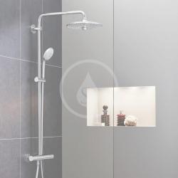 GROHE - Euphoria Sprchový set s termostatom na stenu, 260 mm, chróm (27615001), fotografie 6/12