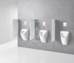 GROHE - Bau Ceramic Pisoár, zadný prívod vody, alpská biela (39438000), fotografie 2/2