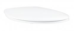 GROHE - Bau Ceramic WC sedadlo so sklápaním SoftClose, duroplast, biela (39493000)