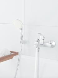 GROHE - Tempesta New Ručná sprcha, 1jet, chróm (27923001), fotografie 4/2
