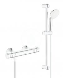 GROHE - Grohtherm 800 Termostatická sprchová batéria so sprchovou súpravou 600 mm, chróm (34565001)