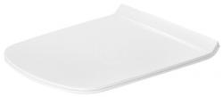 DURAVIT - DuraStyle WC sedadlo, biela (0063710000)