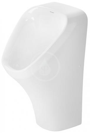 DURAVIT - DuraStyle Urinál Dry, 300 mmx340 mm, biely – urinál (2808300000)