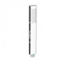 RAVAK - Sprchy Sprchová ružica ovál mini 954.00, 1 funkcia, chróm (X07P114)