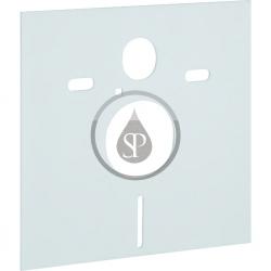 GEBERIT - Duofix Súprava na tlmenie hluku na závesné WC a závesný bidet (156.050.00.1)
