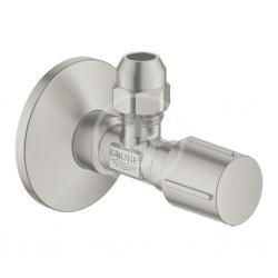 GROHE - Universal Rohový ventil, kefovaný Hard Graphite (22037AL0)