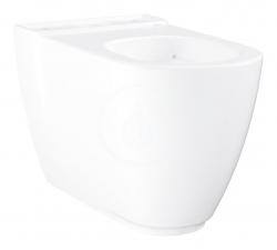 GROHE - Essence WC kombi misa, rimless, PureGuard, alpská biela (3957200H)