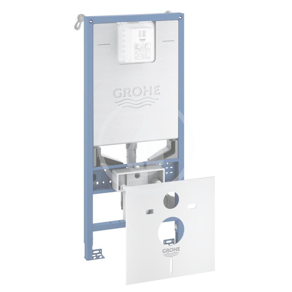 GROHE - Rapid SLX Modul na závesné WC s nádržkou 39598000