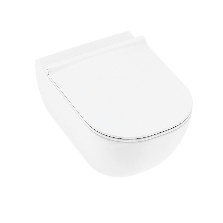 JIKA - Mio Závesné WC, Rimless, biela H8207140000001