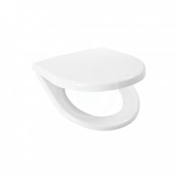 JIKA - Lyra plus WC sedadlo na závesné WC, Antibak, Slowclose, biela (H8933853000001)