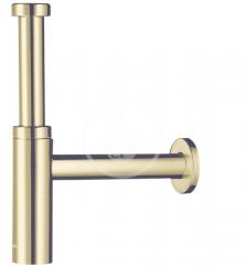HANSGROHE - Sifony Designový sifón Flowstar S, leštený vzhľad zlata (52105990)