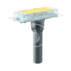 GEBERIT - CleanLine Súprava na hrubú montáž na sprchové kanáliky CleanLine, inštalácia cez podlahu (154.153.00.1)