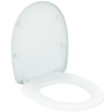 IDEAL STANDARD - Eurovit WC sedadlo, biela (W300201)