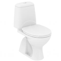 IDEAL STANDARD - Eurovit WC sedadlo, biela (W300201), fotografie 4/2