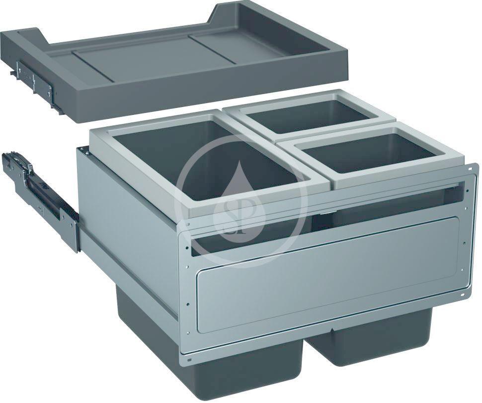 FRANKE - Sortery Vstavaný odpadkový kôš FX 60 26-11-11 121.0557.763