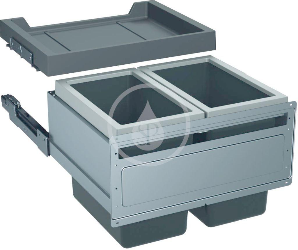 FRANKE - Sortery Vstavaný odpadkový kôš FX 60 26-26 121.0557.764