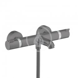 HANSGROHE - Ecostat Comfort Termostatická vaňová batéria, matná čierna (13114670)