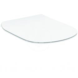 IDEAL STANDARD - Tesi WC sedadlo ultra ploché, biela (T352801)