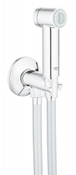 GROHE - Sena Nástenný ventil s ručnou bidetovou spŕškou, chróm (26332000)
