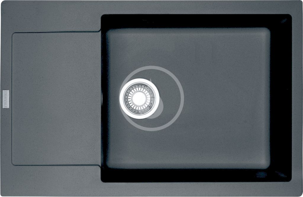FRANKE FRANKE - Maris Fragranitový drez MRG 611-78 BB, 780x500 mm, onyx 114.0363.187