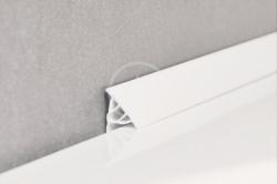 RAVAK - Příslušenství Krycia lišta, 6/2000 mm, biela (XB442000001)