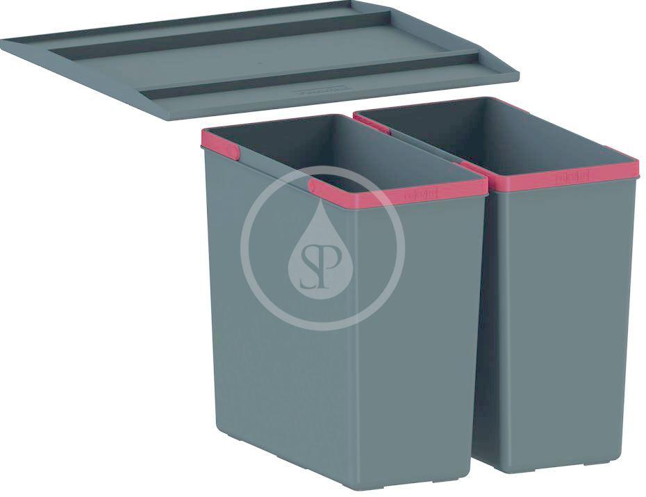 FRANKE FRANKE - Sortery Vestavný odpadkový koš Easysort 450-2-0 (121.0494.182)