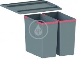 FRANKE - Sortery Vstavaný odpadkový kôš Easysort 450-2-0 (121.0494.182)