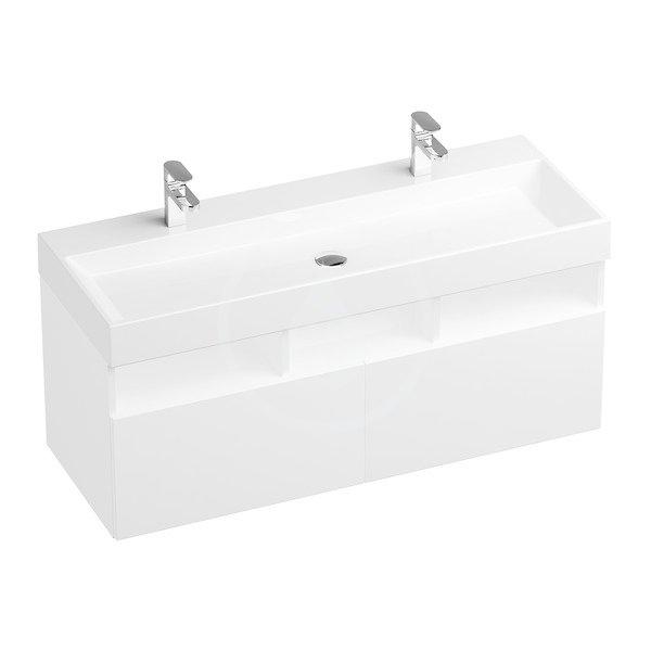 RAVAK - Natural Skříňka pod umyvadlo 1200x450x450 mm, bílá (X000001053)