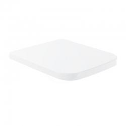 VILLEROY & BOCH - Finion WC sedadlo s poklopom, alpská biela – s CeramicPlus, alpská biela (9M88S1R1)