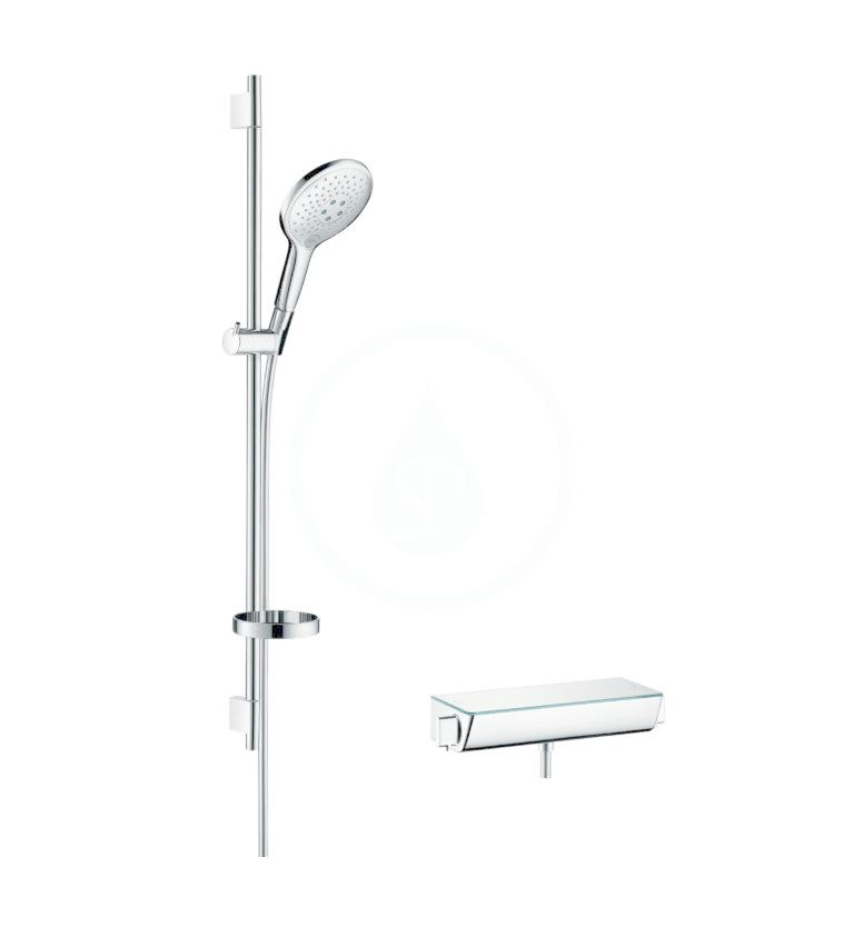 HANSGROHE HANSGROHE - Raindance Select S Sprchový set s termostatem, 150 mm, 3 proudy, chrom (27037000)