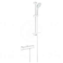 GROHE - Grohtherm 2000 Termostatická sprchová batéria, sprchová súprava 600 mm, chróm (34195001)