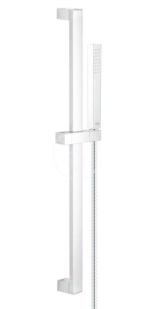 GROHE - Euphoria Cube+ Kovová sprchová súprava, 1jet, 600 mm, chróm 27891000