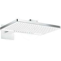 HANSGROHE - Rainmaker Select Horná sprcha 460 2jet s ramenom 460 mm, biela/chróm (24005400)