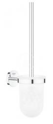 GROHE - BauCosmopolitan Súprava na čistenie toalety, chróm (40463001)