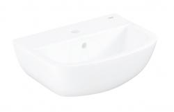GROHE - Bau Ceramic Umývadielko 453x354 mm, s 1 otvorom na batériu, alpská biela (39424000)