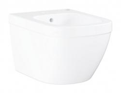 GROHE - Euro Ceramic Závesný bidet s prepadom, alpská biela (39208000)