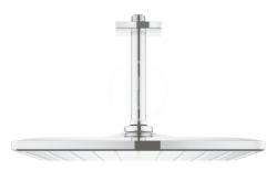 GROHE - Rainshower Hlavová sprcha 310 Mono Cube 9,5 l/min, 1 prúd, stropné rameno 142 mm, chróm (26566000)