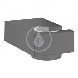 HANSGROHE - Držáky Nástenný držiak sprchy Porter E, matná čierna (28387670)